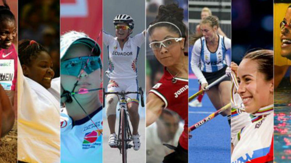 10 deportistas latinoamericanas que dominan el mundo