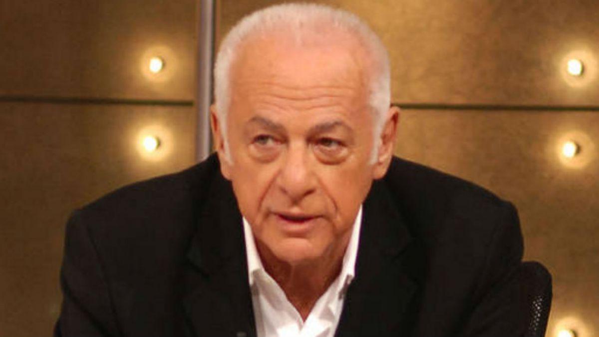 Muere Gerardo Sofovich, animador y productor argentino