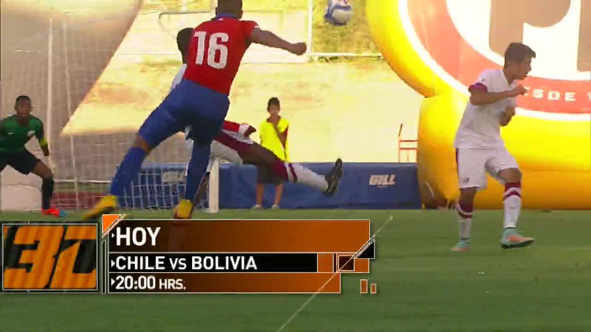 Acompaña a La Rojita en su debut en el Sudamericano Sub 17