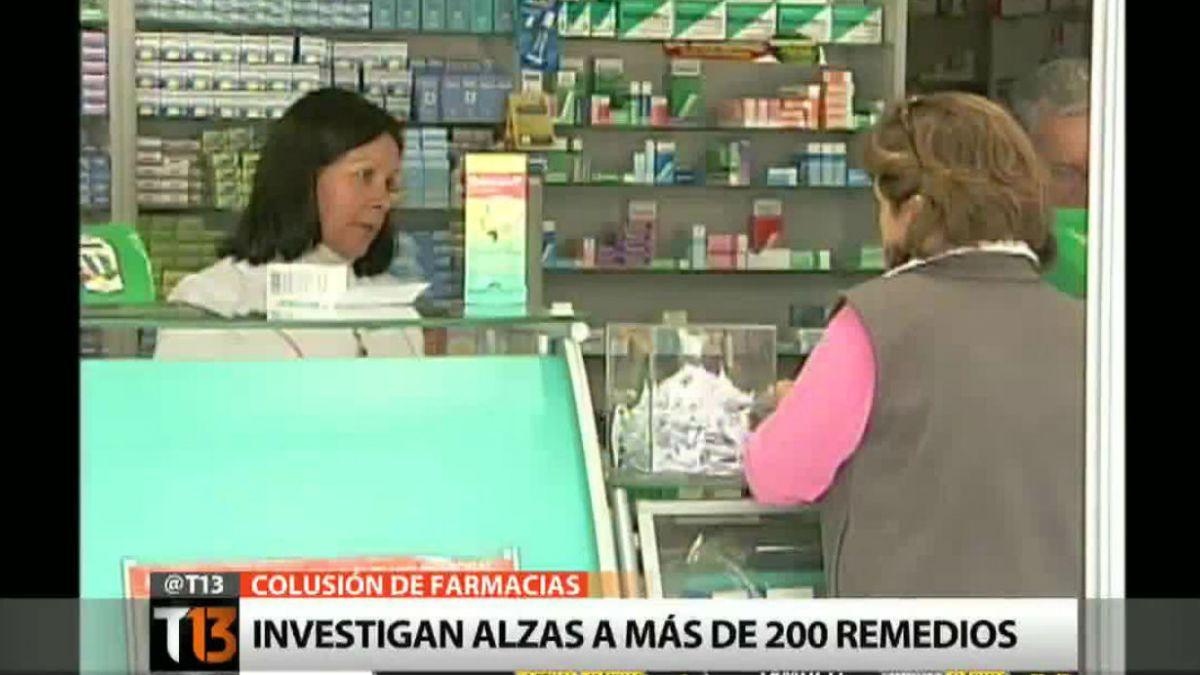 Hoy comienza juicio oral contra ejecutivos del Caso Farmacias