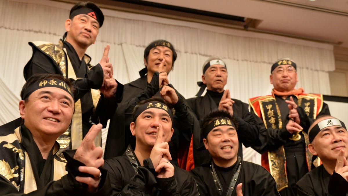 Japón crea el consejo ninja para impulsar el turismo