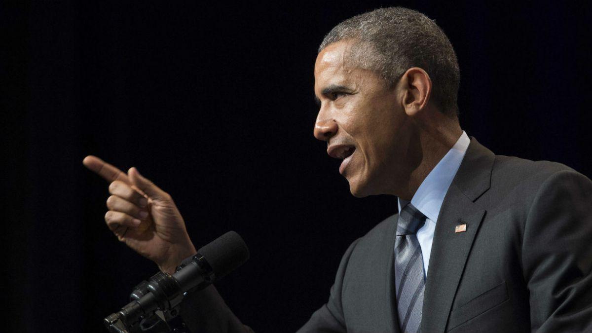 Obama declara a Venezuela como amenaza para la seguridad de EE.UU.