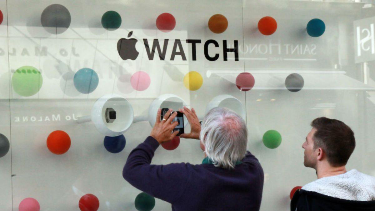 MINUTO A MINUTO: Apple presenta su nuevo reloj inteligente