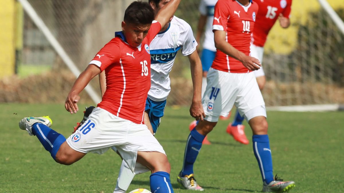 Chile sigue luchando en el Sudamericano Sub 17
