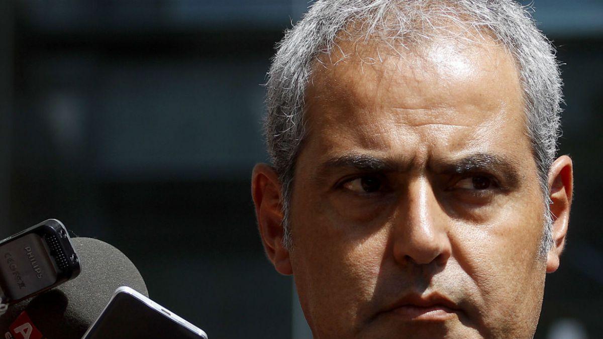 Sabas Chahuán viajaría a EE.UU. para reunirse con fiscal a cargo de caso FIFA