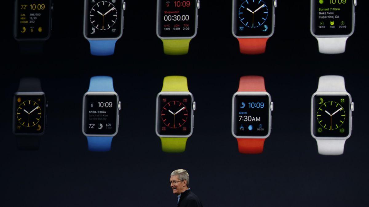 El esperado reloj de Apple costará hasta 10 millones de pesos