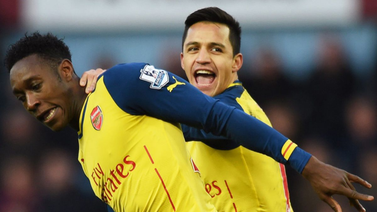 [VIDEO] La espectacular atajada de Gea a Alexis