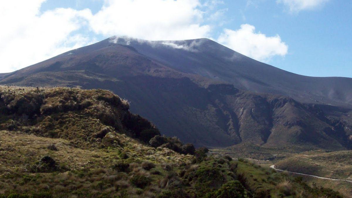 El volcán de Colombia que estuvo escondido por 30.000 años