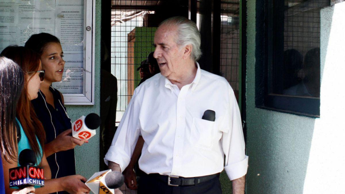 [FOTOS] Así fue la jornada de visitas a imputados en prisión preventiva por Caso Penta