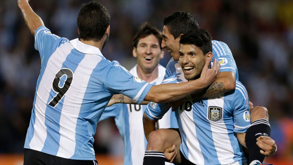 Argentina liderada por Messi ya tiene a sus 23 elegidos para Copa América