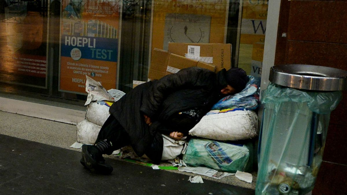¿Cómo llegó Nueva York a tener más de 60.000 indigentes?
