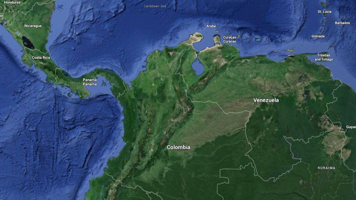 Fuerte sismo de 6.6 en la escala de Richter remece a Colombia y parte de Venezuela