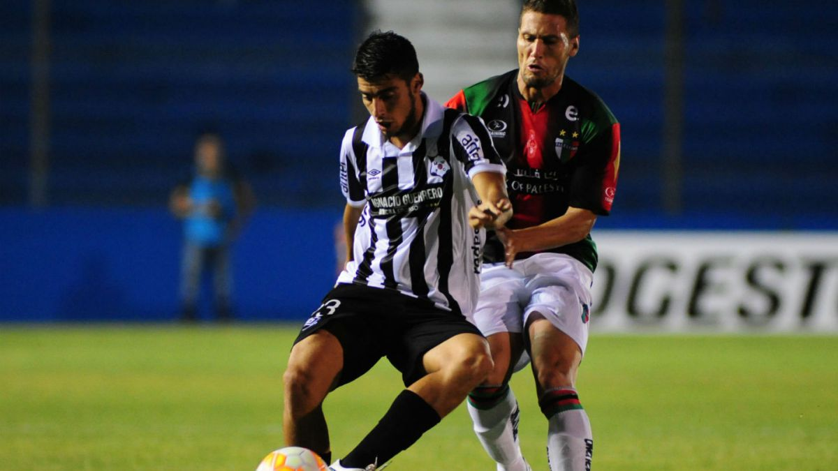 [Minuto a minuto] Palestino cae frente a Montevideo Wanderers