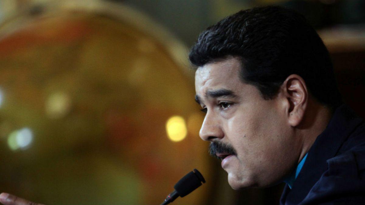 """Nicolás Maduro dice que ataques rusos son el """"camino para salvar a Siria"""""""