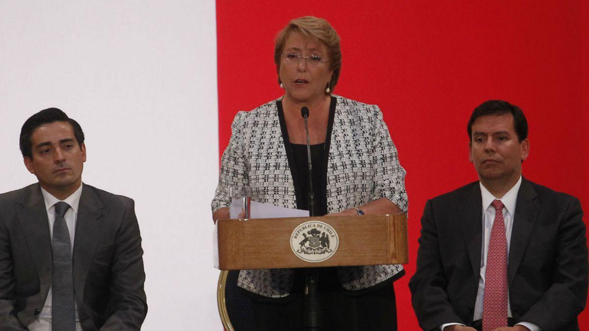 Bachelet presenta Consejo Asesor: No habrá arreglos ni perdonazos