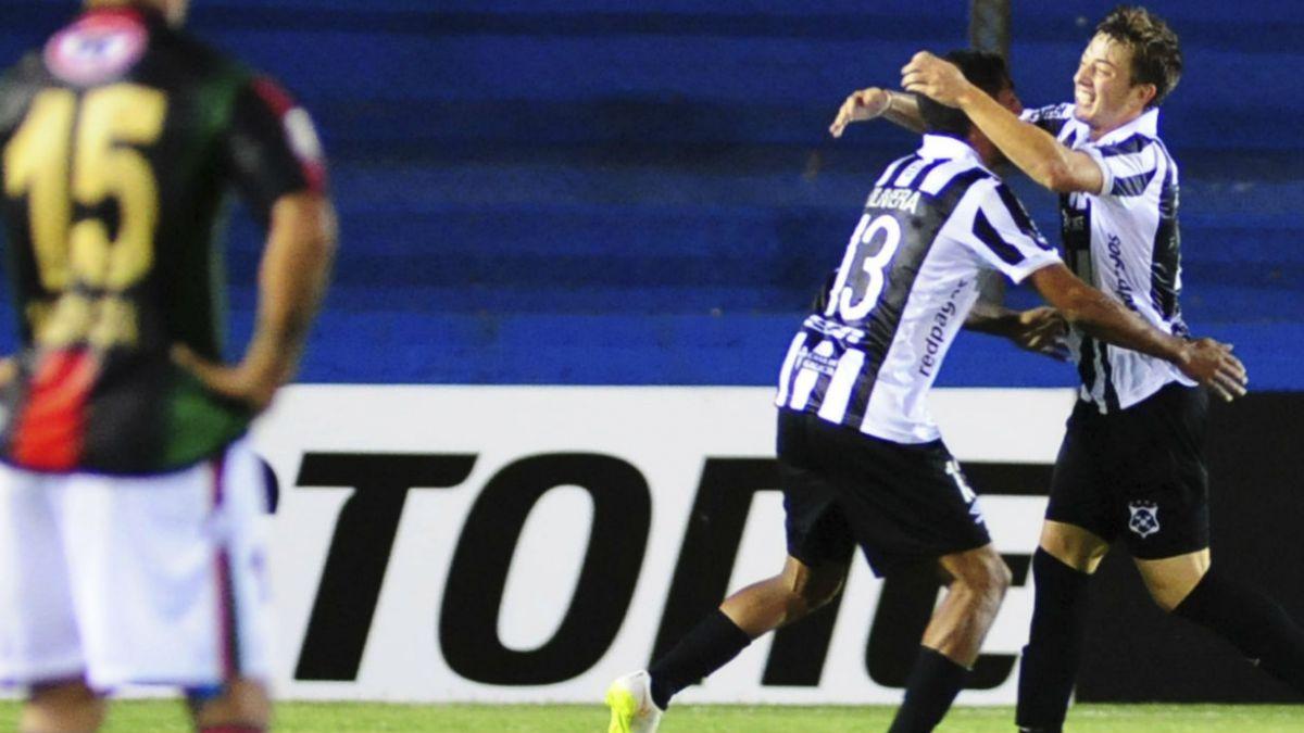 Palestino no pudo ante Montevideo Wanderers en Copa Libertadores