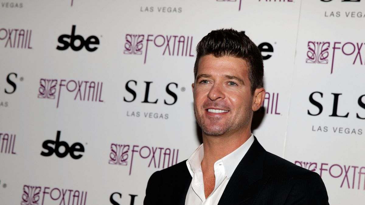 Robin Thicke y Pharrell Williams deberán pagar US$ 7,4 millones por plagio
