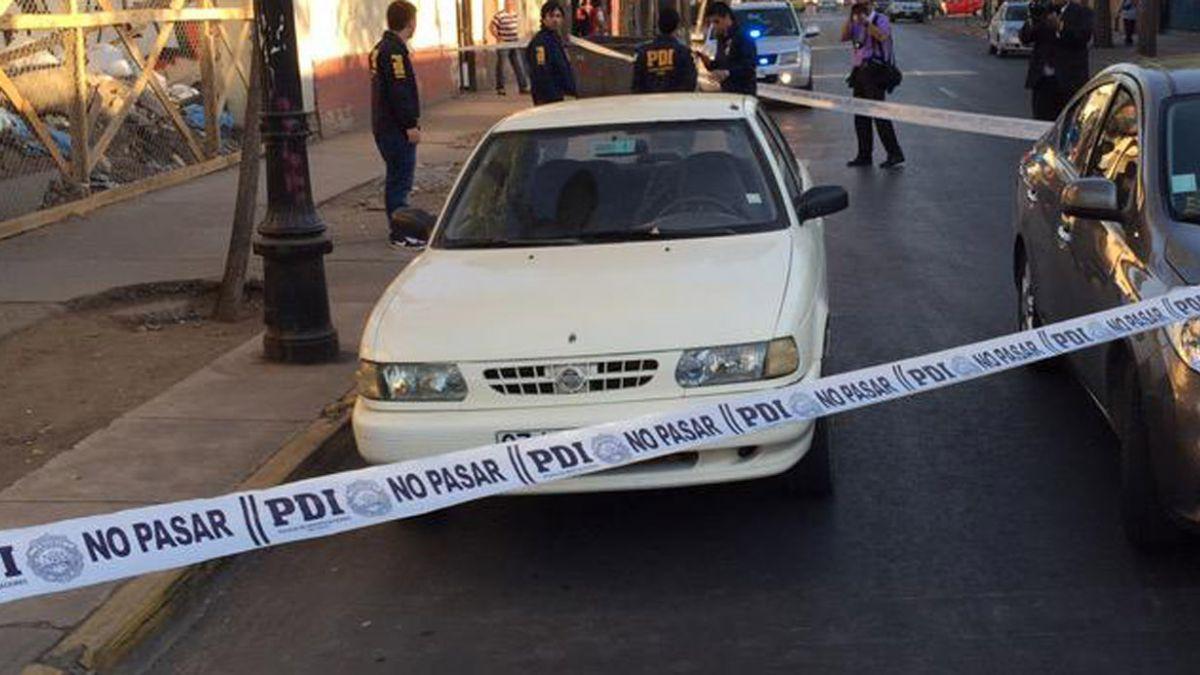 Antecedentes de desaparición de niña en auto robado irán a Tribunal de Familia