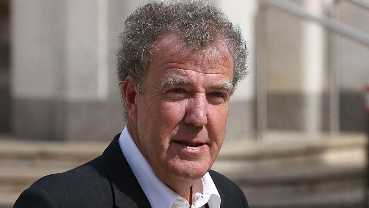 Polémico presentador de Top Gear, suspendido por la BBC