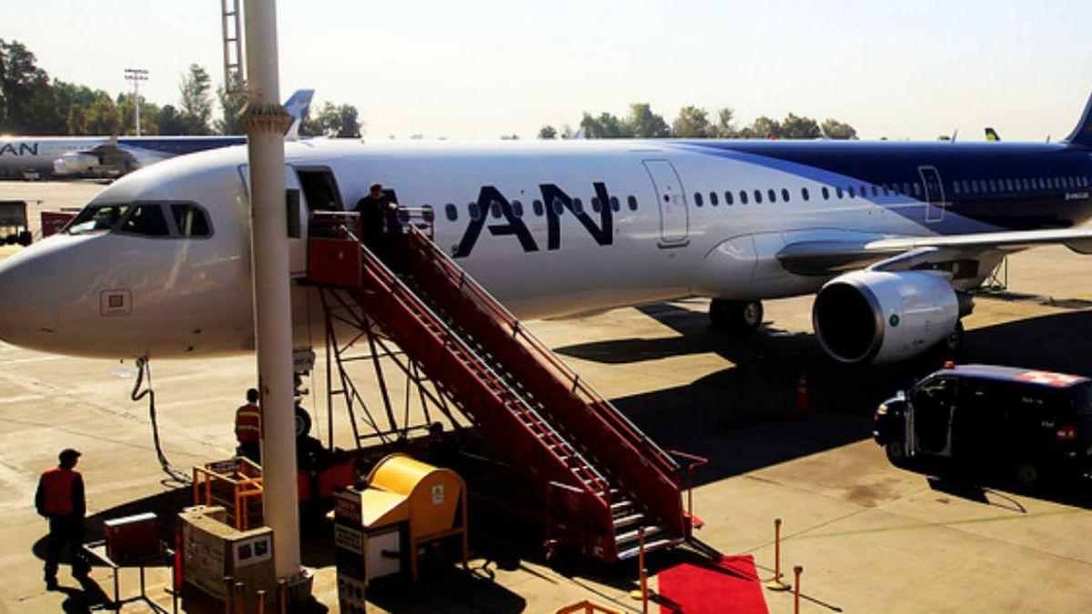 LAN pide rechequear vuelos comprados previo al 28 de febrero