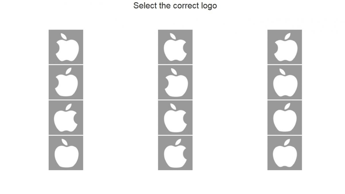 ¿Tú puedes?: La mayoría de la gente no reconoce bien el logo de Apple