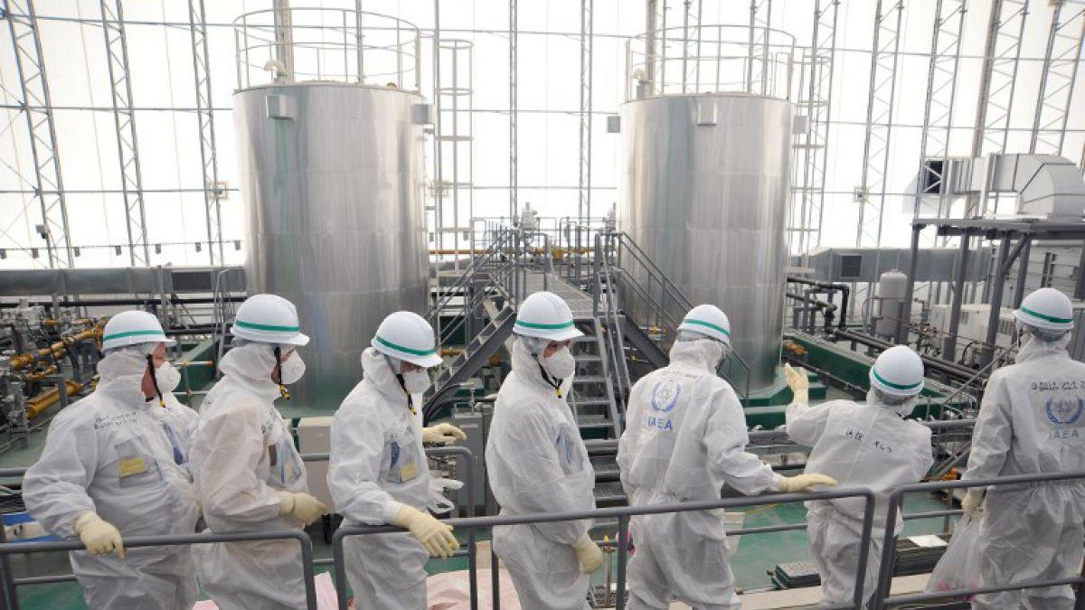 Cómo está la central de Fukushima a cuatro años del desastre nuclear