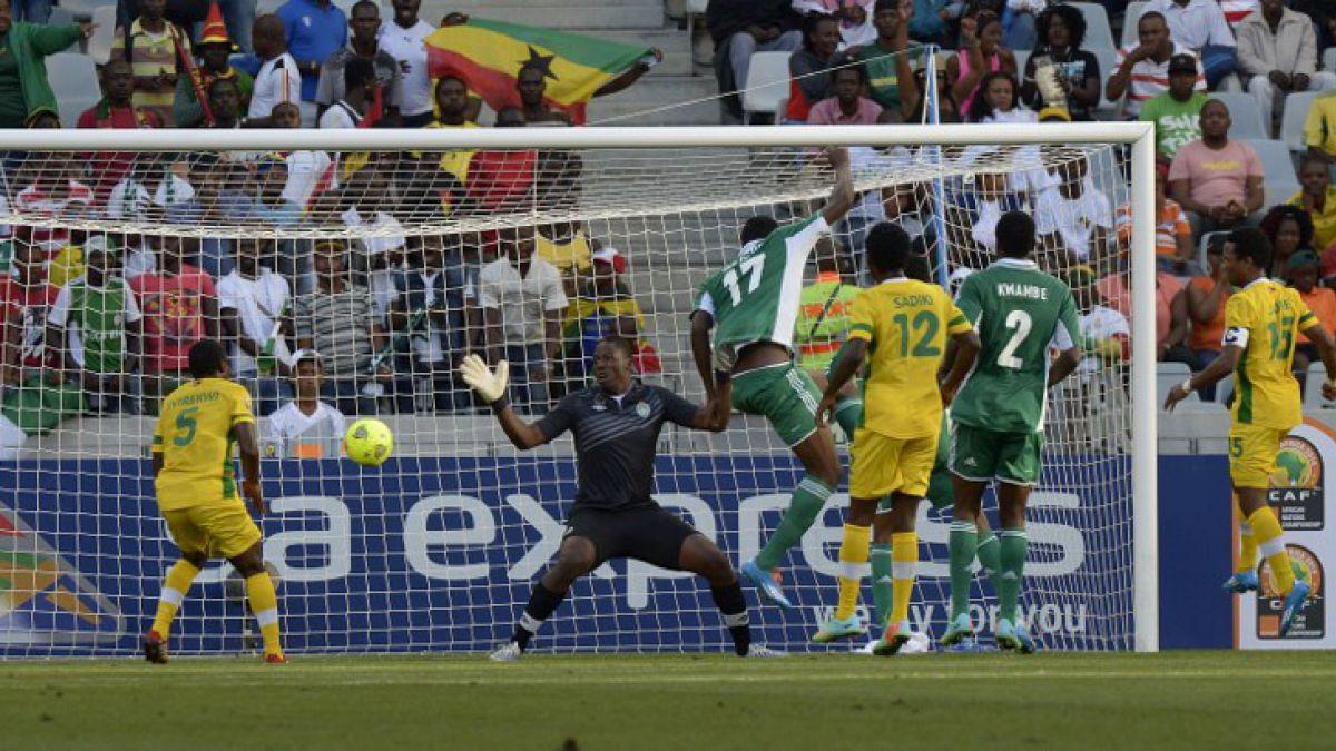 Zimbabue: la primera selección que queda fuera de Rusia 2018