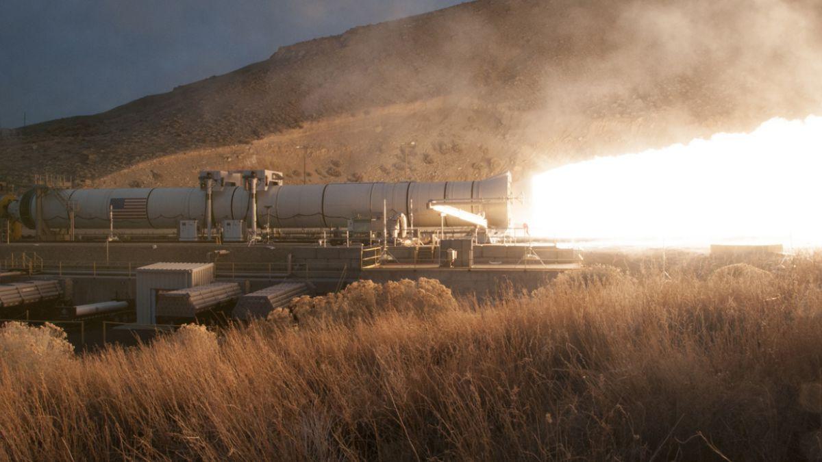 [VIDEO] La NASA probó poderoso cohete para viajar a Marte