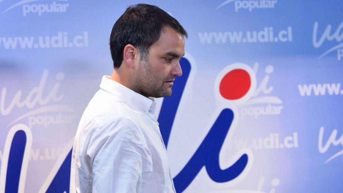 Mesa UDI fija continuidad de Javier Macaya hasta el consejo general del 10 de abril
