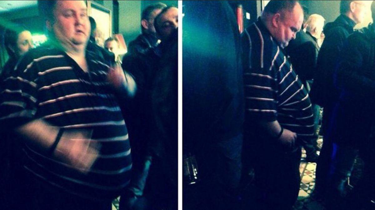 La megafiesta de desagravio para el bailarín humillado en un viral