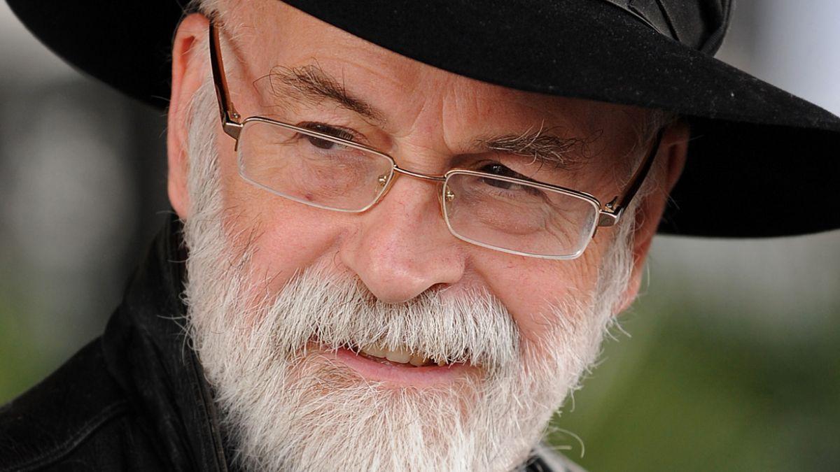 Muere Terry Pratchett, escritor superventas de ciencia ficción