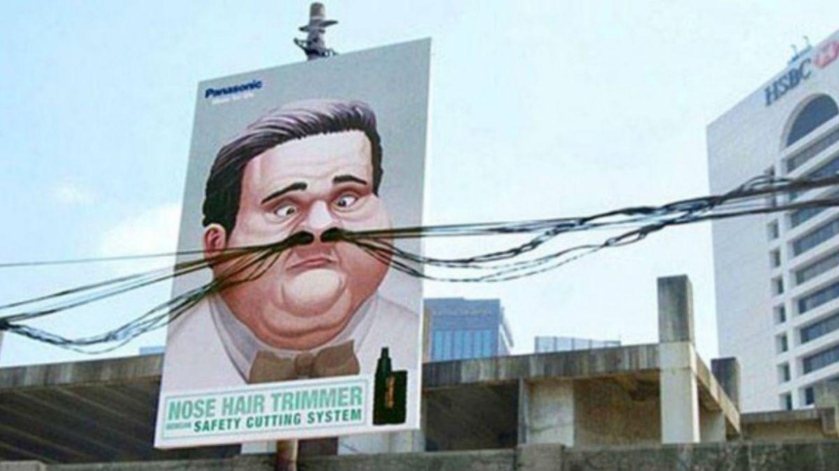 Diez ingeniosos anuncios publicitarios que rompen todos los moldes