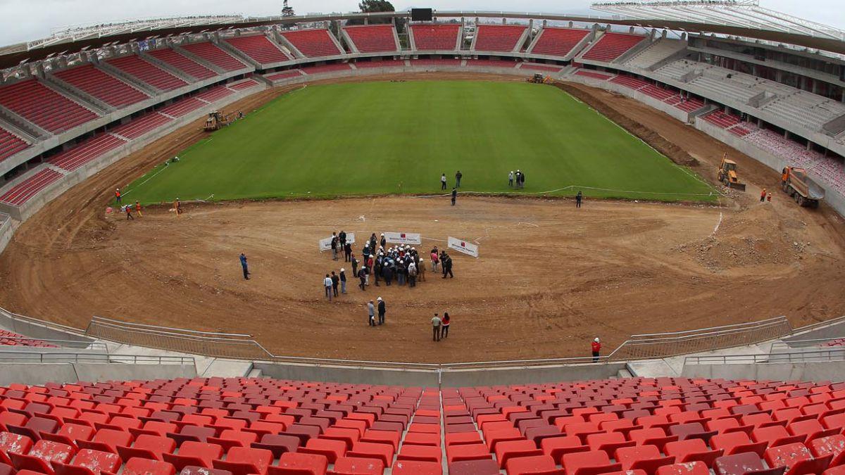 [FOTOS] Con un 98% de avance: Así luce el Estadio La Portada