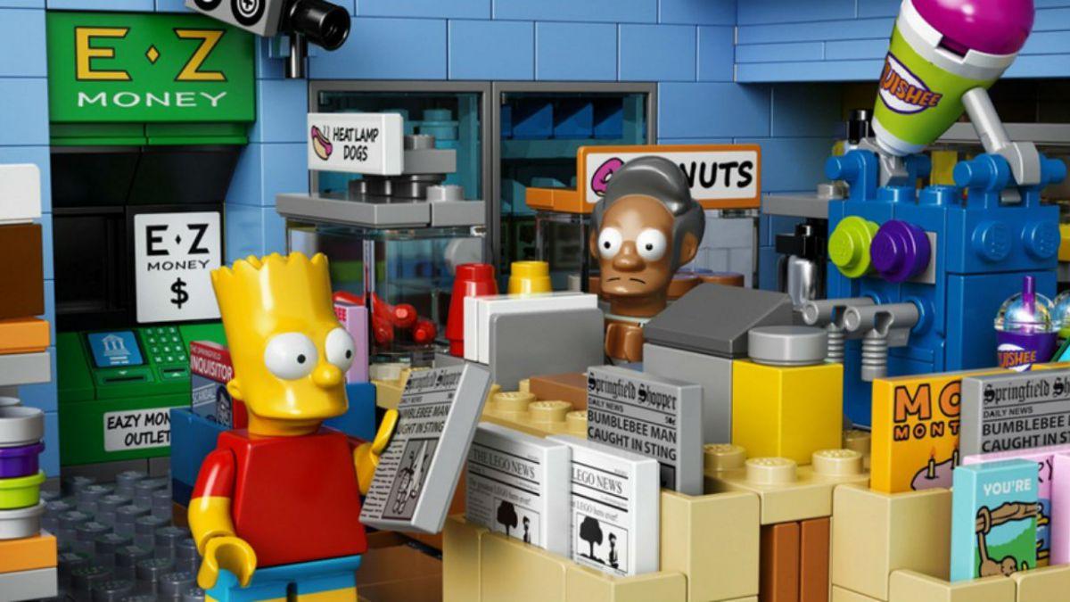 Lego anuncia nuevo set de piezas de Los Simpsons
