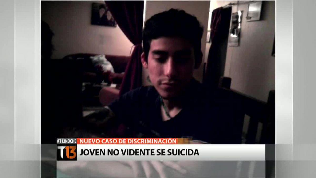 Metro y suicidio de joven no vidente: No corresponde establecer una relación