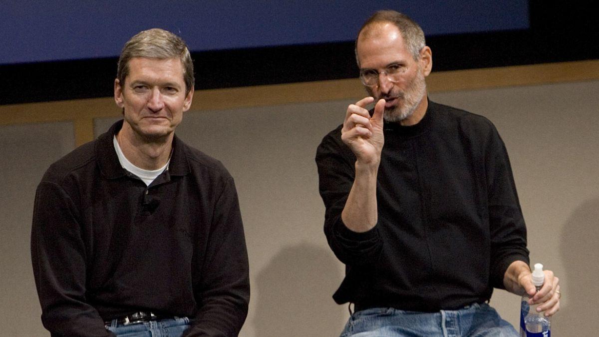 Tim Cook ofreció parte del hígado a su jefe en Apple, Steve Jobs