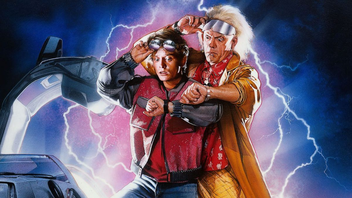 ¡Mira cómo lucen hoy los protagonistas de Volver al Futuro!