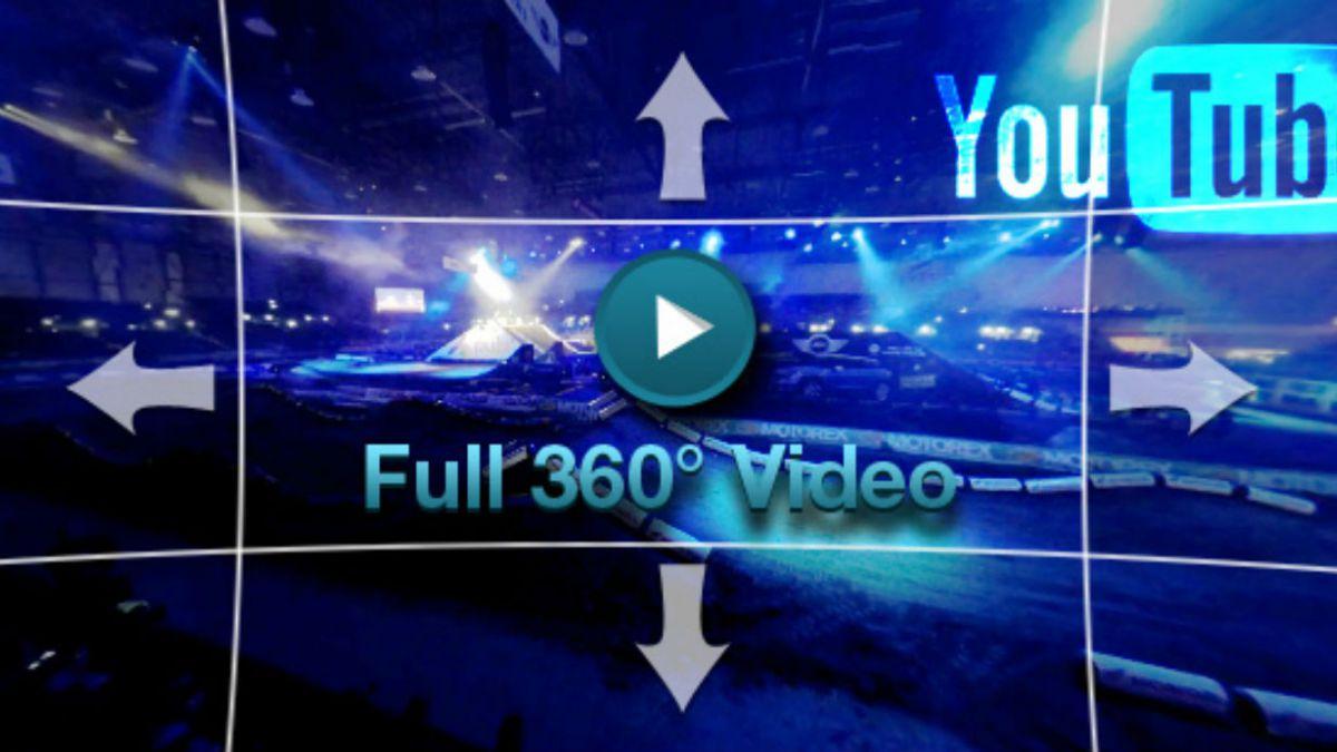 Conoce los nuevos videos interactivos en 360° de YouTube