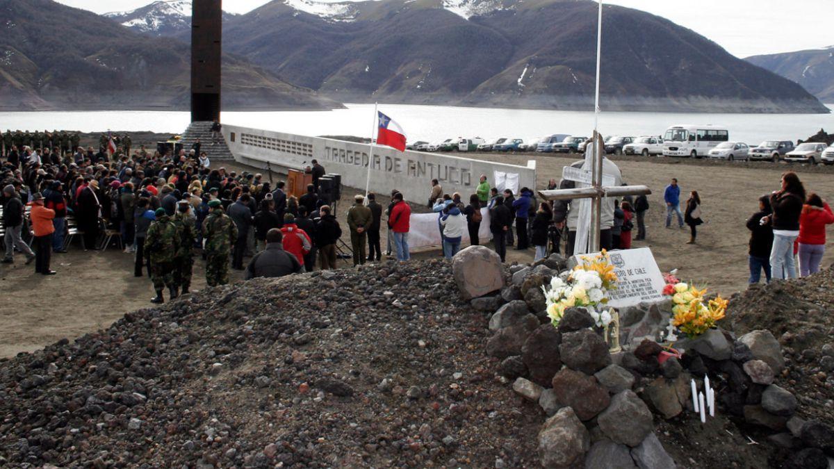 Fisco pagará $180 millones a sobrevivientes de la tragedia de Antuco