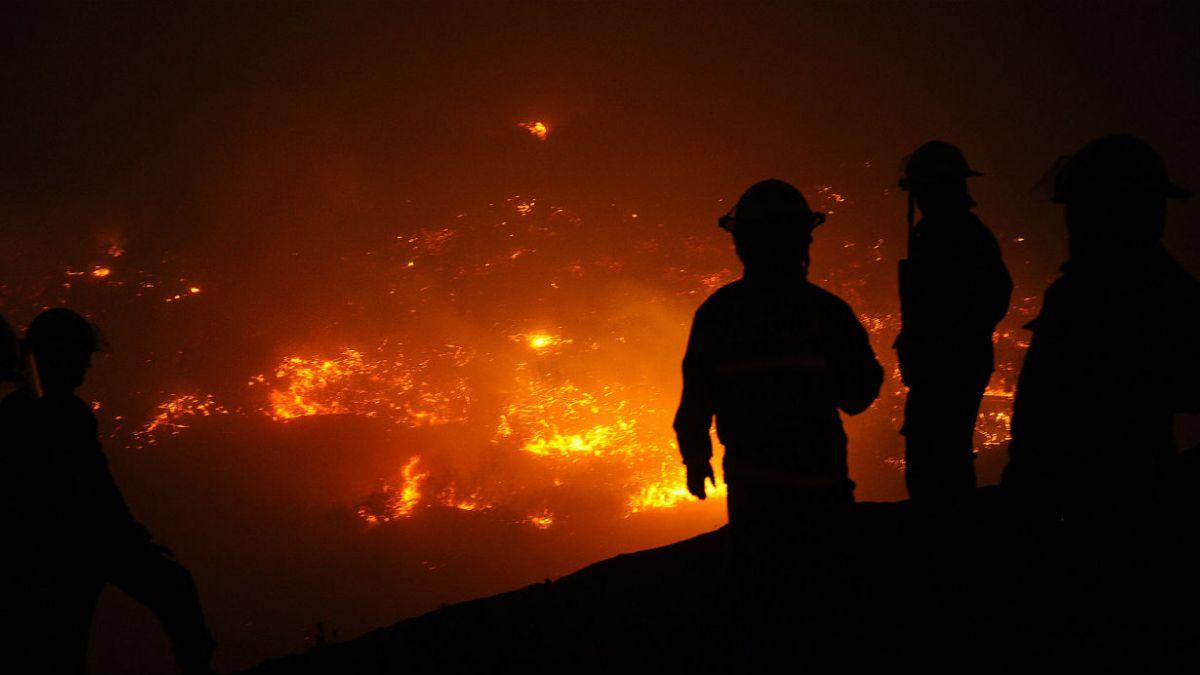 Los impactantes videos que ha dejado la catástrofe en Valparaíso
