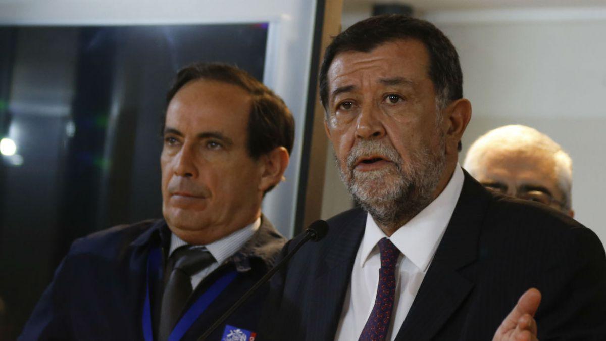 Mahmud  Aleuy: El incendio no está controlado
