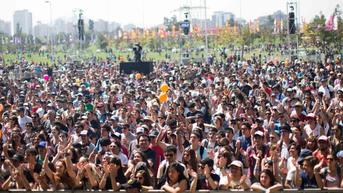 [Galería] Las mejores imágenes que dejó la primera jornada de Lollapalooza 2015