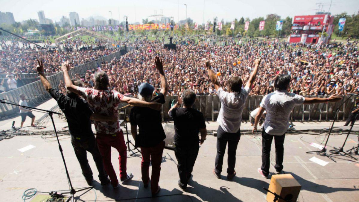 Los grandes momentos que se vivieron en la primera jornada de Lollapalooza