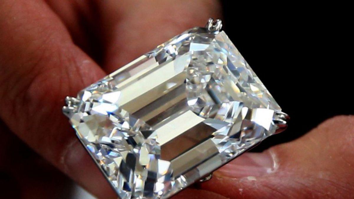 Muestran uno de los diamantes más caros del mundo