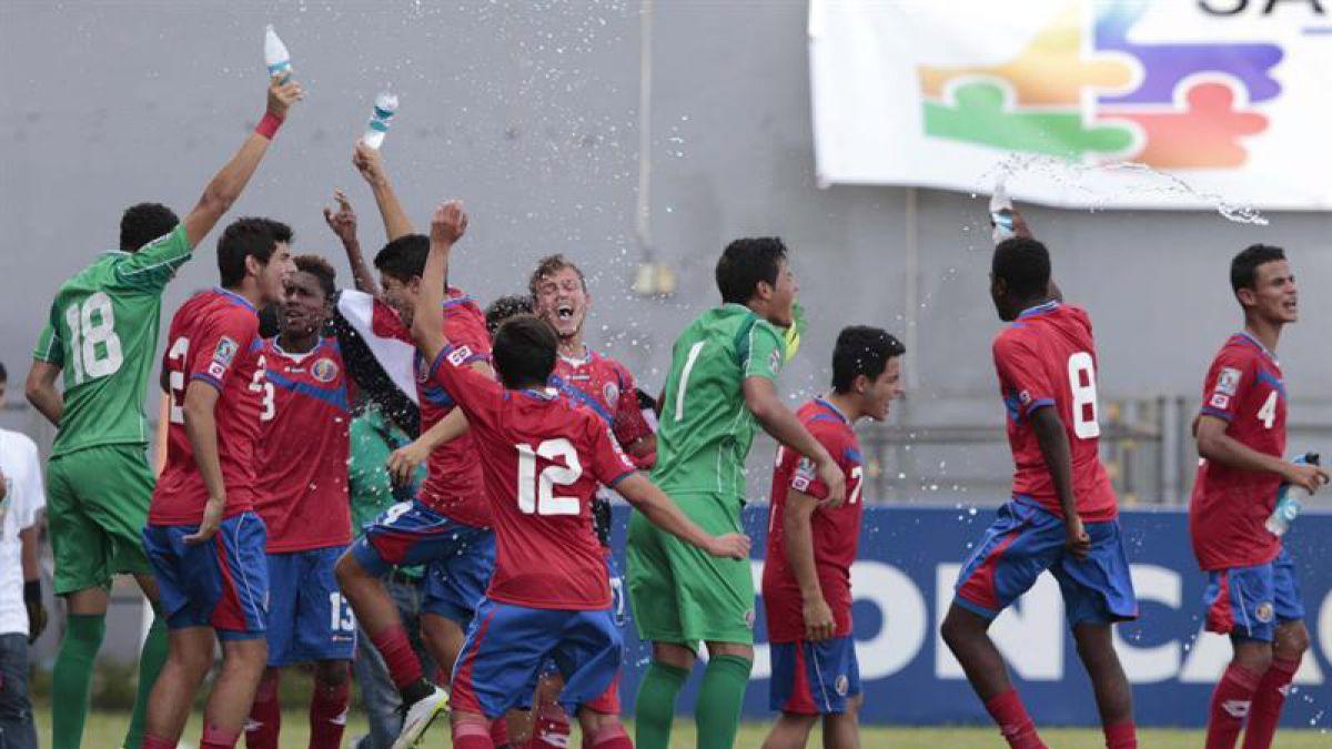 La Concacaf definió a sus representantes para el Mundial Sub 17 en Chile