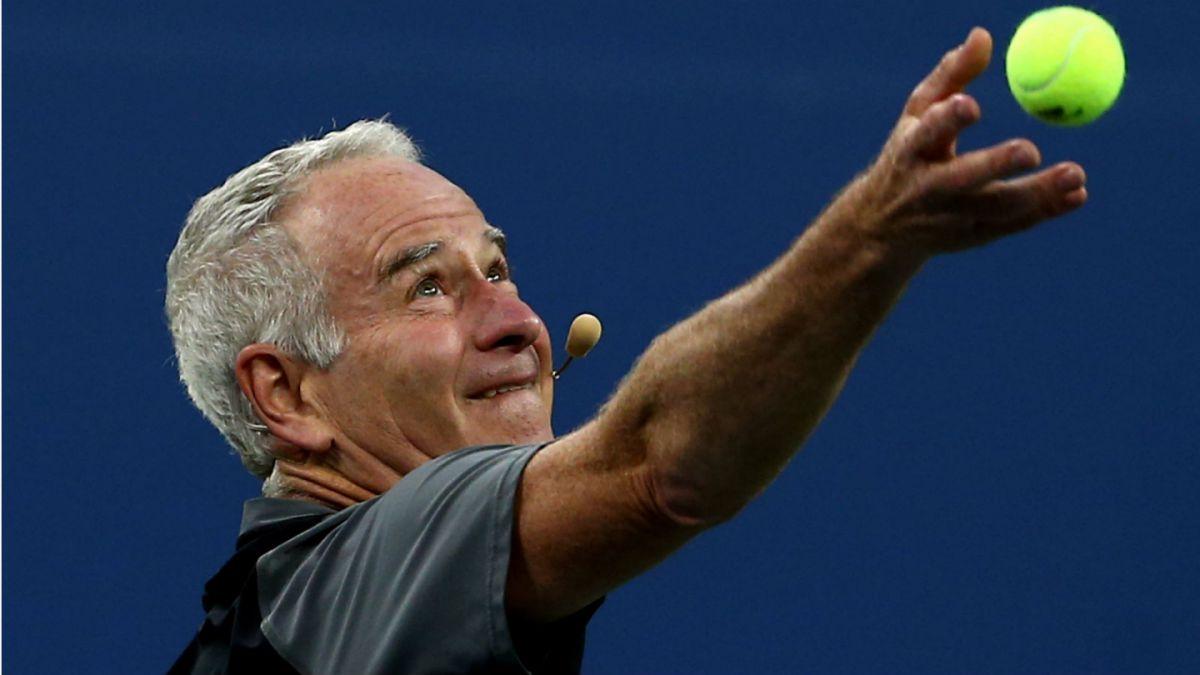 Las cosas que deben cambiar en el tenis, según el polémico John McEnroe