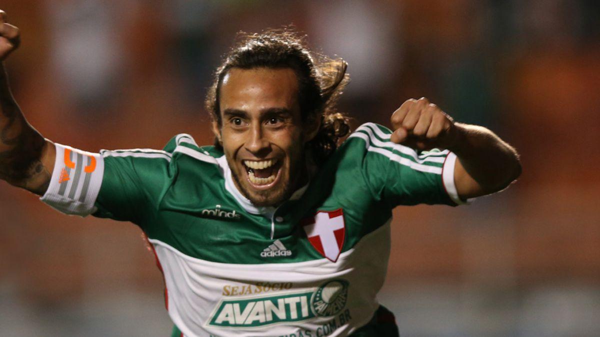 Palmeiras decide no liberar a Jorge Valdivia para que juegue con Cruzeiro la Copa Libertadores