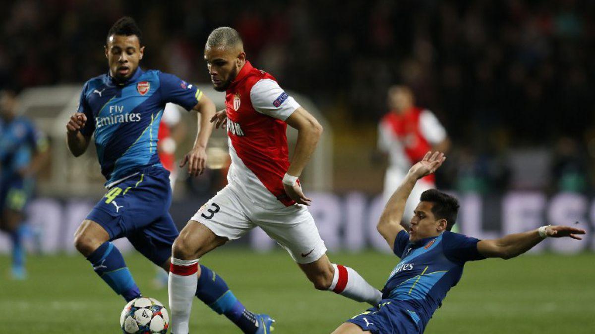 Arsenal de Alexis vence 2-0 a Monaco pero queda fuera de la Champions League