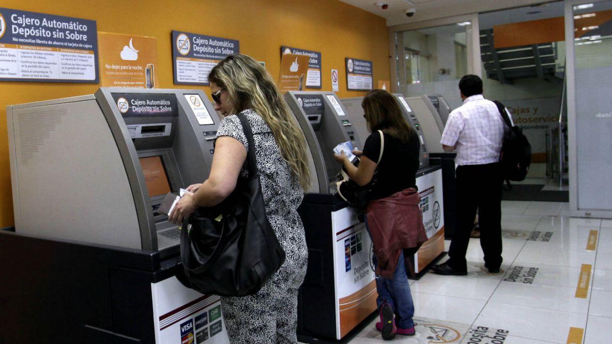 SBIF publica nueva normativa sobre disponibilidad de cajeros automáticos