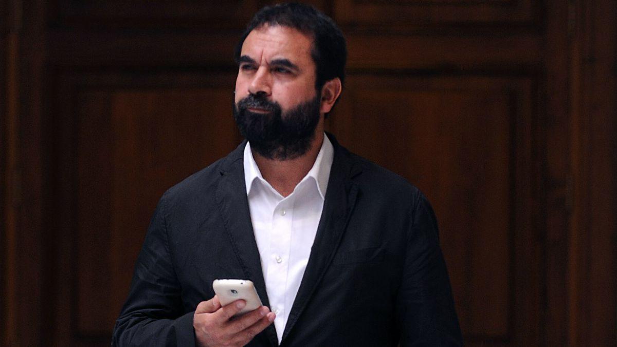 Polémica genera foto a supuesto voto de Hugo Gutiérrez